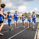 Cross Country Team lives out core values